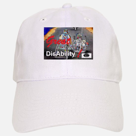 Great Ability Baseball Baseball Baseball Cap