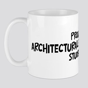 architectural engineering stu Mug