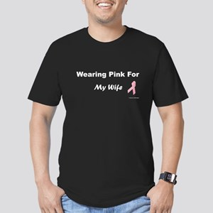 Wearing Pink For My Wife 2 T-Shirt