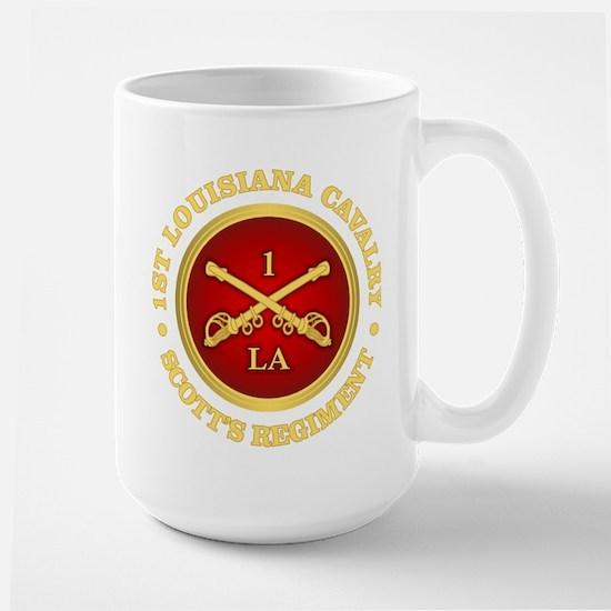 1st Louisiana Cavalry Mugs