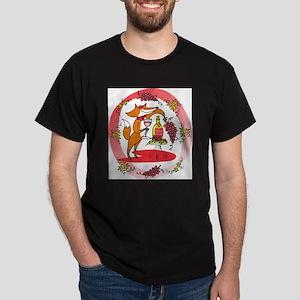 Fox and Grapes Vin Rose T-Shirt