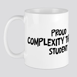 complexity theory student Mug