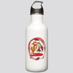 Fox and Grapes Vin Rose Water Bottle