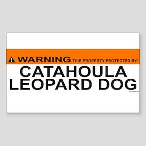 CATAHOULA LEOPARD DOG Sticker