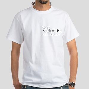 Smarter White T-Shirt