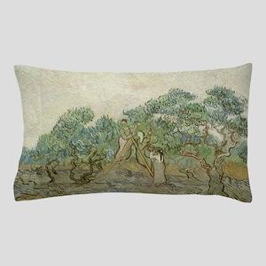 Vincent van Gogh, The Olive Orchard Pillow Case