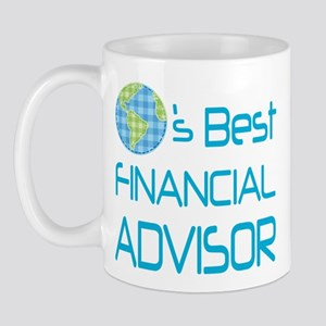 Earths Best Financial Advisor Mug
