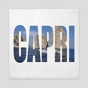 Capri Queen Duvet