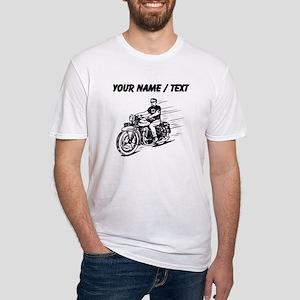 Custom Biker Dude T-Shirt