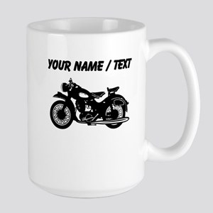 Custom Vintage Motorcycle Mugs