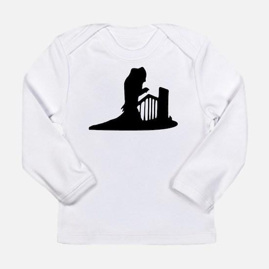 Nosferatu Silhouette Long Sleeve T-Shirt
