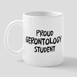 gerontology student Mug