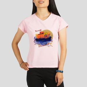 Team Artemesia Battleship Performance Dry T-Shirt
