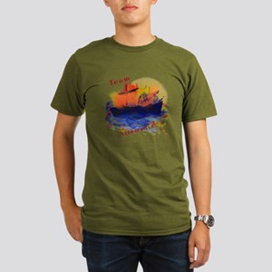 Team Artemesia Battleship T-Shirt