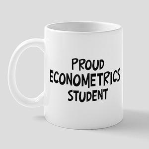econometrics student Mug