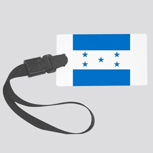 Flag of Honduras Large Luggage Tag