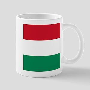 Flag of Hungary Mugs