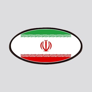 Flag of Iran Patches