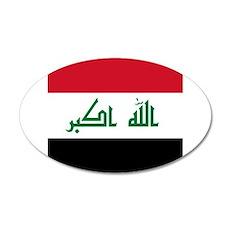 Flag of Iraq Wall Sticker