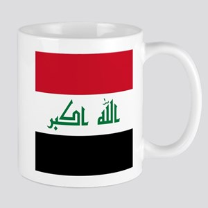 Flag of Iraq Mugs