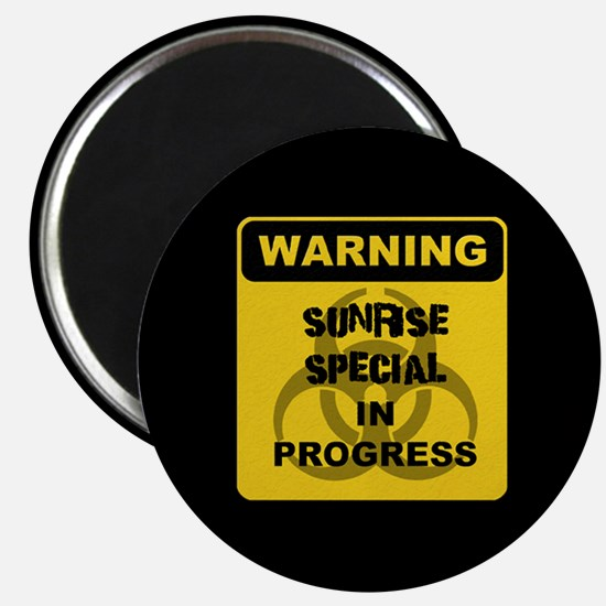 Sunrise Special Magnet