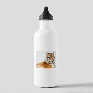 Tiger Sports Water Bottle