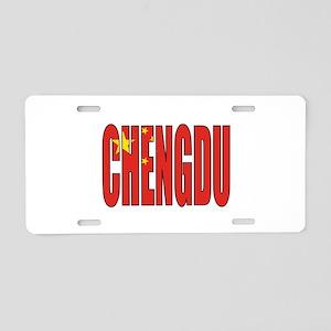 Chengdu Aluminum License Plate