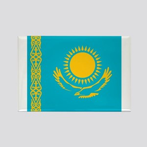 Flag of Kazakhstan Magnets