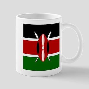 Flag of Kenya Mugs
