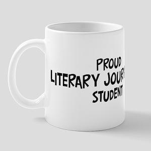 literary journalism student Mug