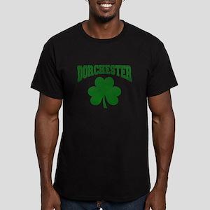 Dorchester Irish Men's Fitted T-Shirt (dark)