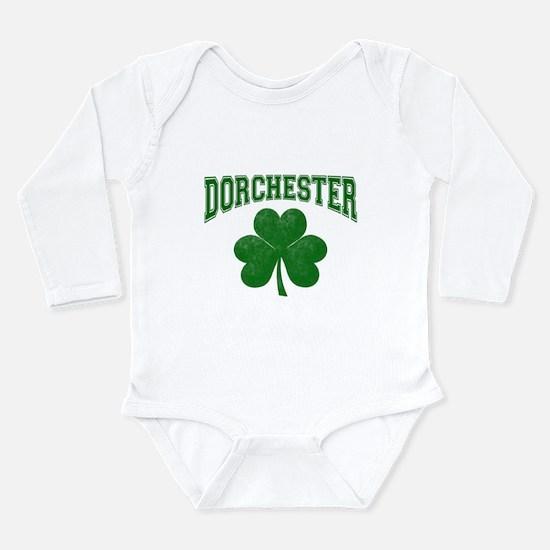 Dorchester Irish Long Sleeve Infant Bodysuit