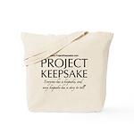 Project Keepsake Tote Bag