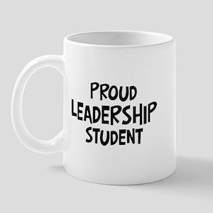 leadership student Mug