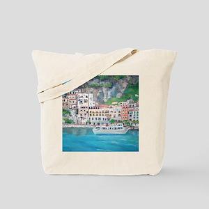 Amalfi Coast, Italy Tote Bag