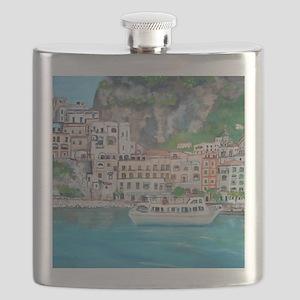 Amalfi Coast, Italy Flask