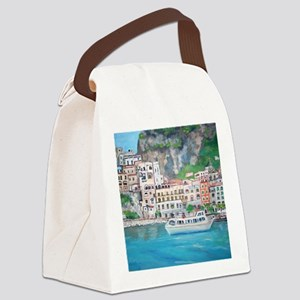 Amalfi Coast, Italy Canvas Lunch Bag
