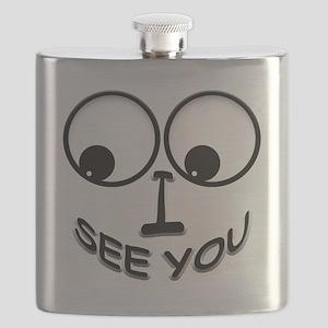I See You! Flask