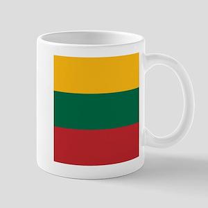 Flag of Lithuania Mugs