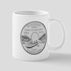 Missouri State Quarter Mug