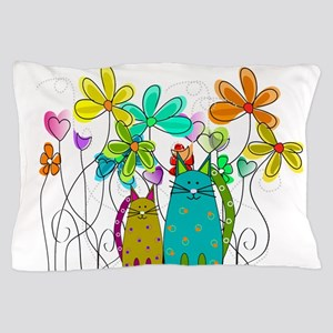 Spring Flowers 14 Pillow Case