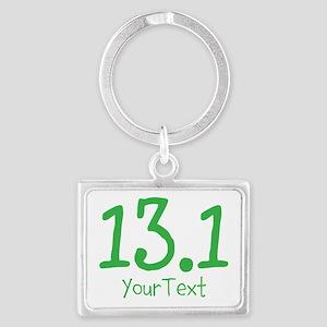 Customize GREEN 13.1 Keychains