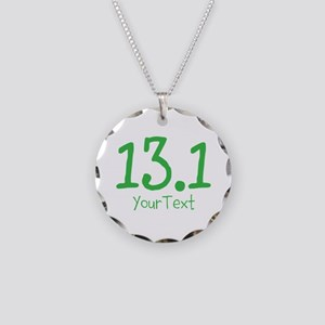 Customize GREEN 13.1 Necklace