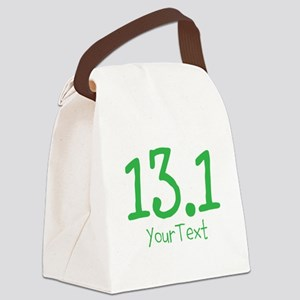 Customize GREEN 13.1 Canvas Lunch Bag