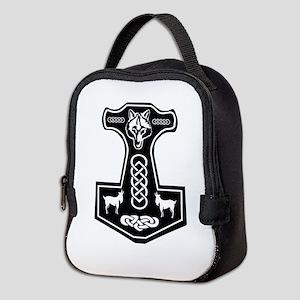 Thors Hammer Neoprene Neoprene Lunch Bag