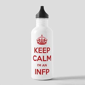 Keep Calm Im An INFP Water Bottle