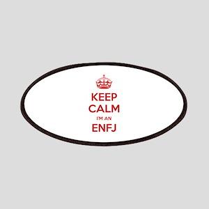 Keep Calm I'm An ENFJ Patch