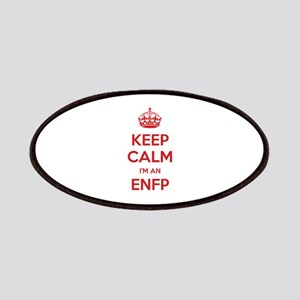 Keep Calm I'm An ENFP Patch