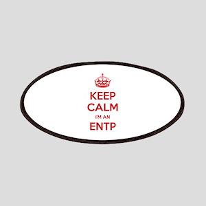 Keep Calm I'm An ENTP Patch
