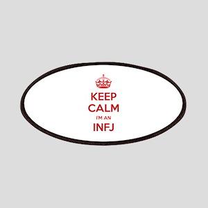 Keep Calm I'm An INFJ Patch